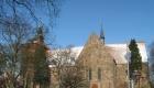 Schlosskirche Varel im Winter