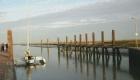 Segler im Vareler Aussenhafen