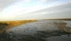 Wattenmeer vorm Vareler Hafen