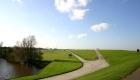 Deiche und sattes grün - das ist Friesland