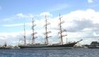 Großsegler im Hafen von Wilhelmshaven