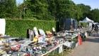 Jede Menge Ersatzteile auf dem Bockhorner Oldtimer Markt