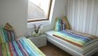 Kinderzimmer im Nordsee Ferienhaus Varel